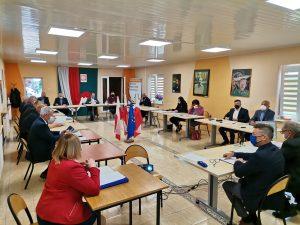 sesja rady gminy złota